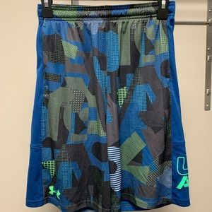 Under Armour Boys L Shorts